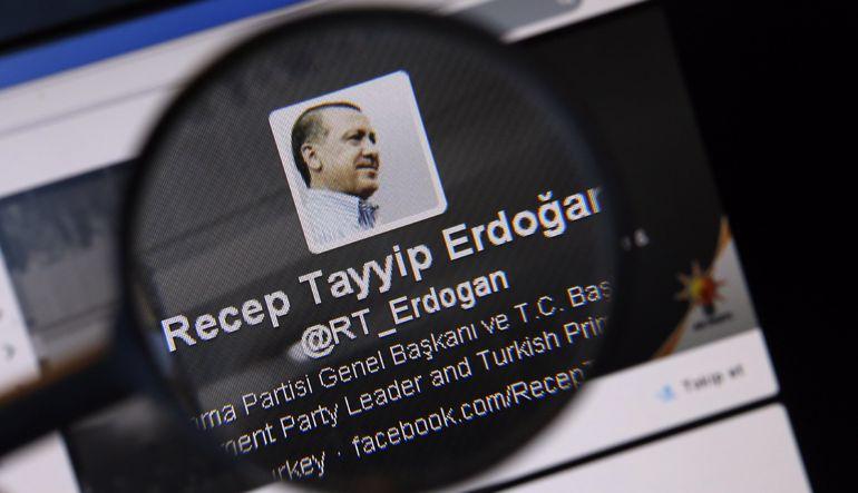 Erdoğan dünyanın Twitter'da en çok takip edilen 4. lideri