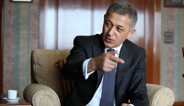 """SPK Başkanı Vahdettin Ertaş, """"BIST kotasyonundan çıkan şirket sayısı 6'ya ulaşır"""" dedi"""