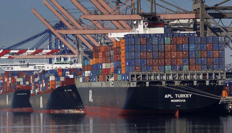 ABD'de dış ticaret açığı beklentileri aştı