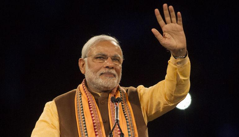 Hindistan birleşiyor