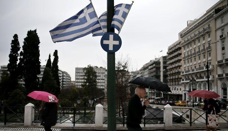 Yunanistan IMF'ye ilk dilimi ödedi