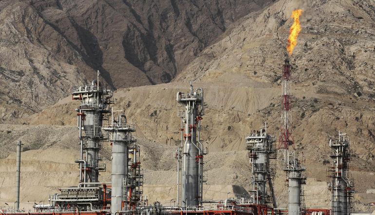İran'ın yeni gaz ve petrol projeleri
