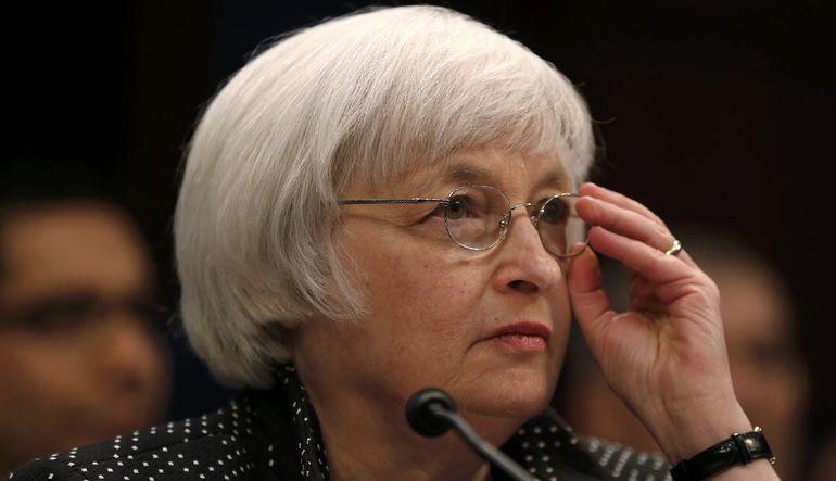 """Fed Başkanı Yellen, bankaların risklerini azaltacak adımlar atmak için hazır olduklarını söyledi. Yellen, """"Hiçbir balon işareti görmüyorum. Hisse sene"""