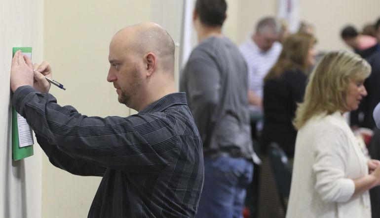 ABD işsizlik başvuruları beklentilerdenden düşük