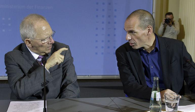 Almanya Maliye Bakanı Wolfgang Schaeuble, hükümetlerin bazen yanlışlıkla temerrüde düşebileceğini söyledi