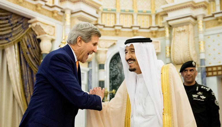 Suudi Kralı ABD ziyaretini iptal etti