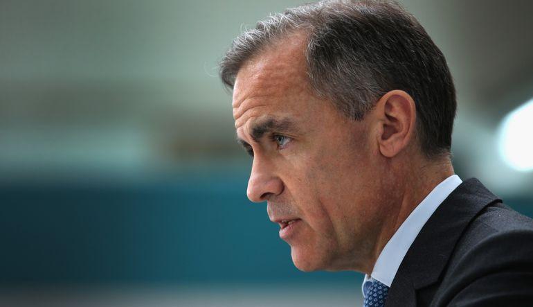 İngiltere Merkez Bankası (BOE) faiz oranını yüzde 0.5'te, varlık alım tutarını ise 375 milyar sterlinde bıraktı.