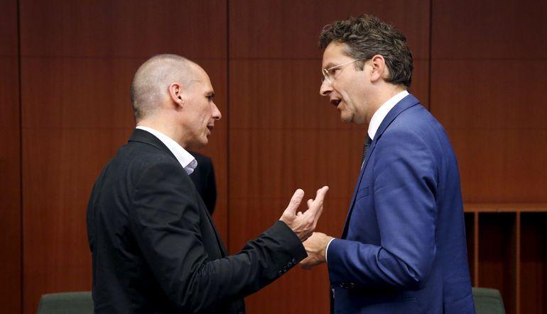 Euro Grubu toplantısından sonuç çıkmadı