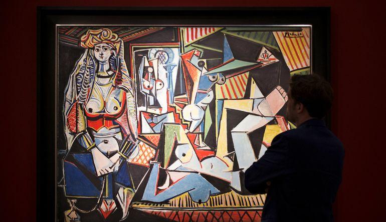 Picasso'nun kadınları açık artırma rekoru kırdı