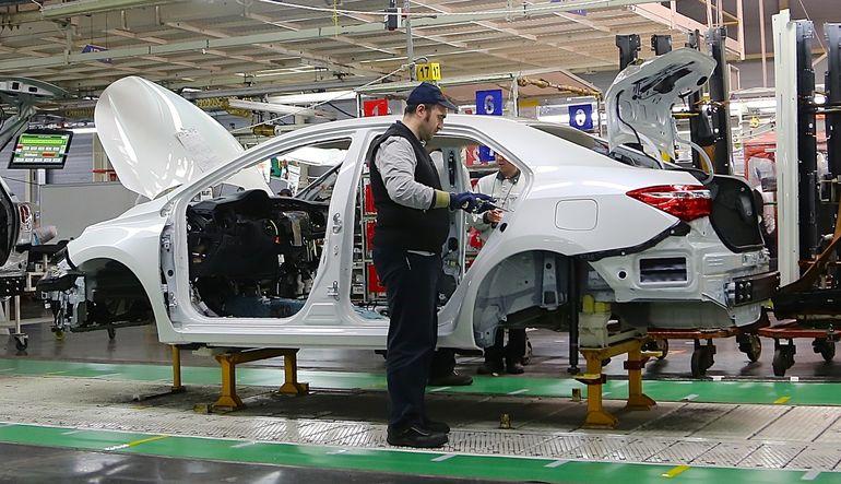Türkiye'nin otomotiv üretimi yüzde 28 arttı