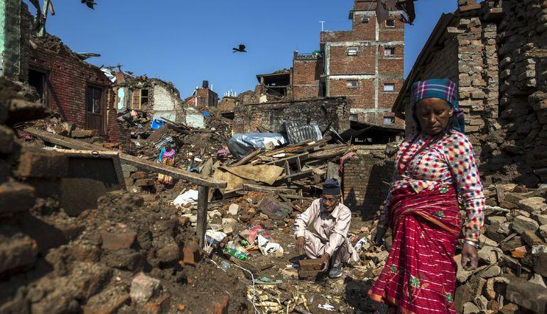 Nepal yine sarsıldı
