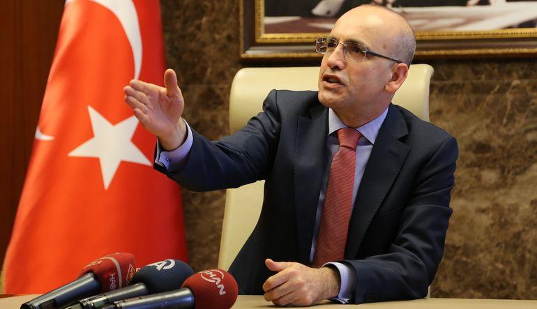 Maliye Bakanı Mehmet Şimşek, Bloomberg HT özel yayınında soruları yanıtlıyor