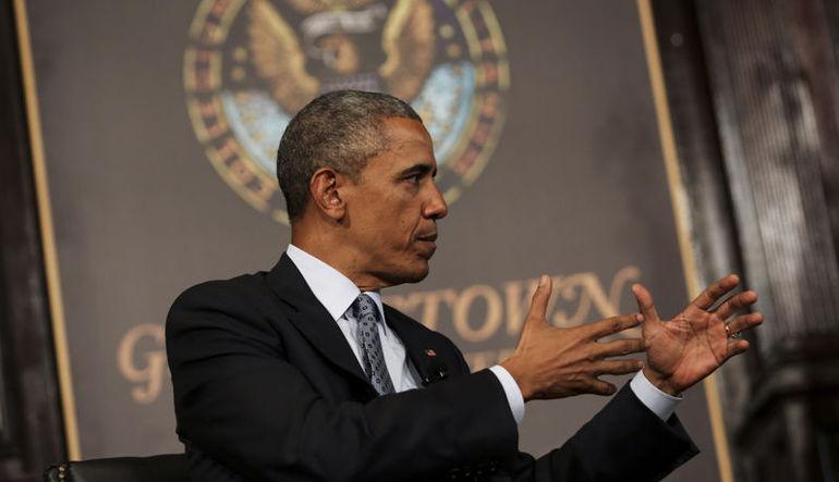 ABD Başkanı Barack Obama: Orta sınıfı değil, fakirleri konuşmalıyız