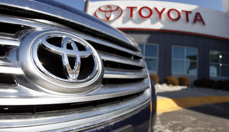 Toyota araçları geri çağırıyor