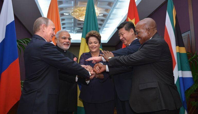 BRICS büyümekte kararlı