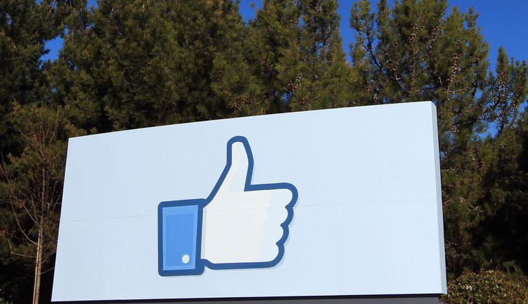 Facebook Google'u geçiyor