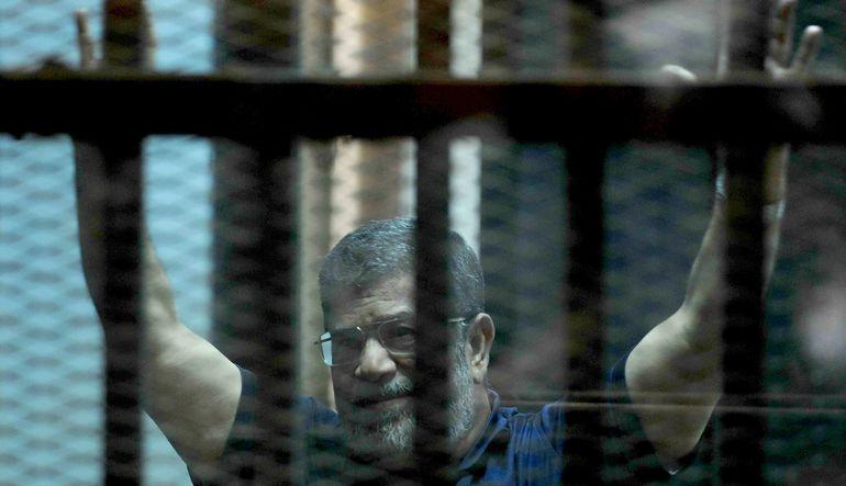 Mursi'ye idam kararı