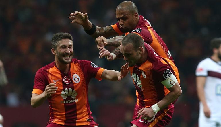 Şampiyonluk çoşkusu Galatasaray'ın hisse tahtasını kapattı