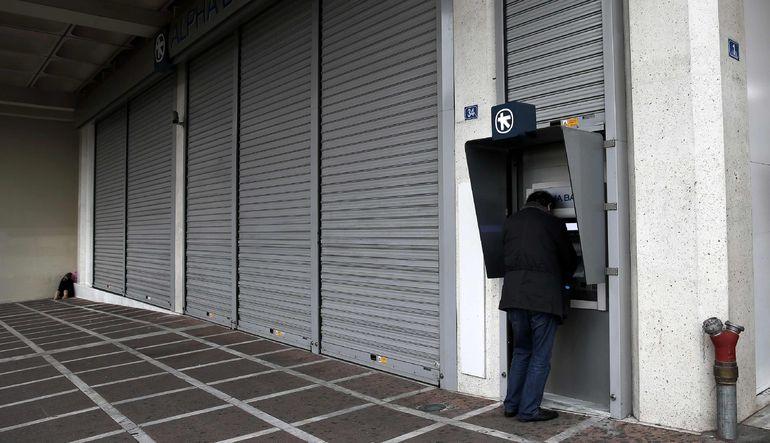 Yunanistan, banka teminatlarının tükenmesi ile birlikte sona yaklaşıyor