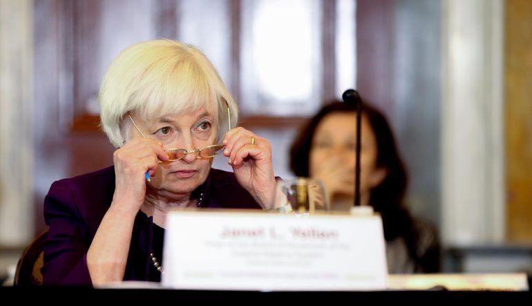 Yellen: Finansal risklere karşı adım atmaya hazırız