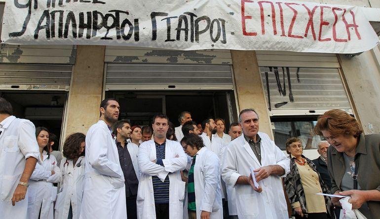 Kalifiye işgücü Yunanistan'dan kaçıyor