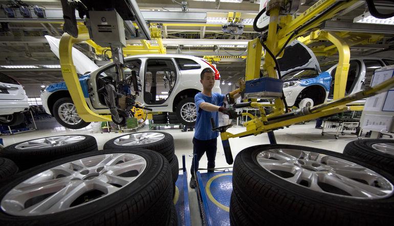 Çin PMI durgun seyrini sürdürdü