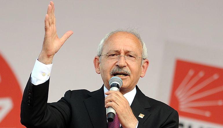 """CHP Genel Başkanı Kemal Kılıçdaroğlu, yüzyılın projesi olarak adlandırdığı """"Merkez Türkiye"""" projesini açıklıyor"""