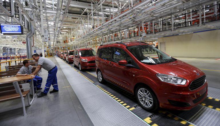 Ford: Üretim 16:00'da başlamış olacak