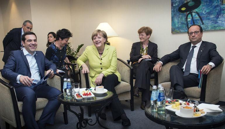 Liderler buluşmasından da Yunanistan'a sonuç çıkmadı