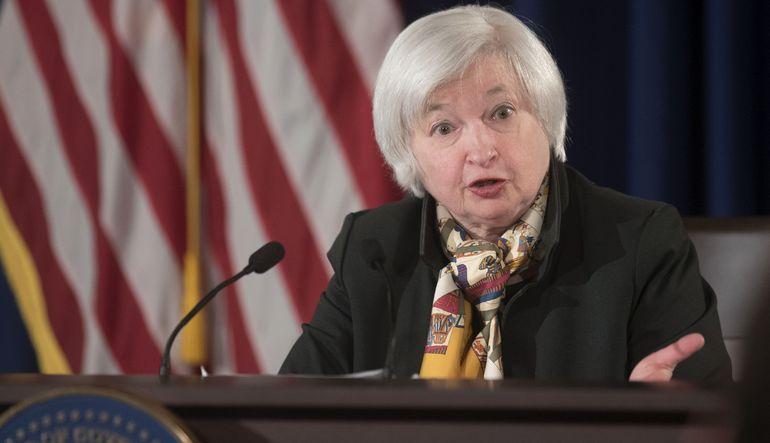 Fed Başkanı Yellen konuşuyor