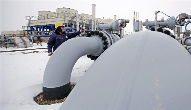 Norveç doğalgaz satışında Rusya'yı geride bıraktı