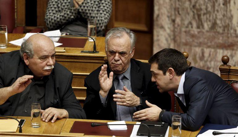 Yunanistan İçişleri Bakanı: IMF'ye ödeme yapılmayacak