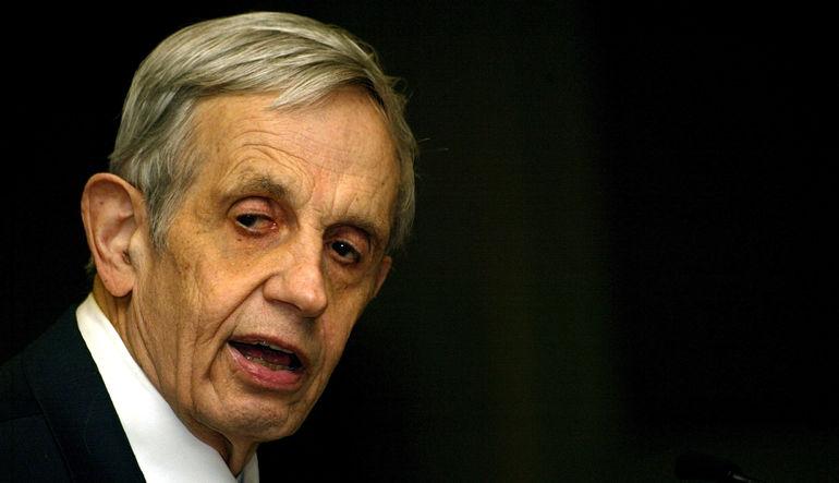 Ekonomiyi değiştiren 'akıl' Nash hayatını kaybetti