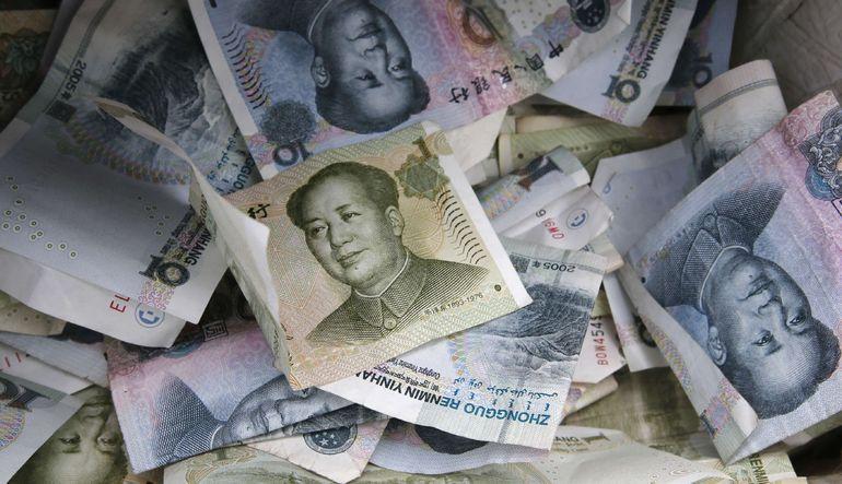 Çin yuan ağını genişletiyor