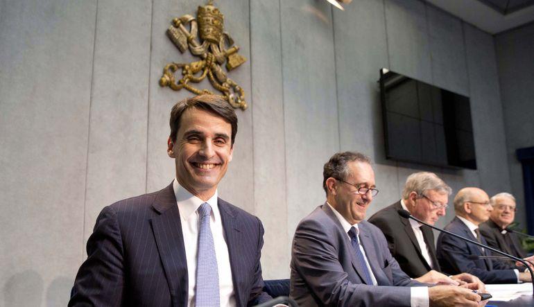 Vatikan Bankası'nın kârı 24'e katlandı