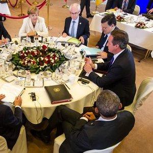 G-7 TOPLANTISINDA ESAS GÜNDEM YUNANİSTAN OLACAK