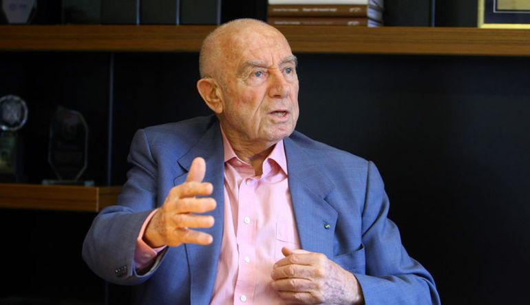 İshak Alaton, Alarko Holding Yönetim Kurulu Başkanlığı'ndan istifa etti