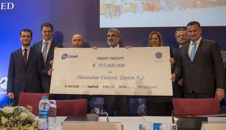 Hamitabat santrali için 395 milyon euroluk imza atıldı