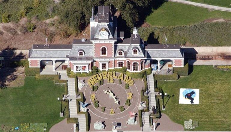 Michael Jackson'ın evi satılıyor