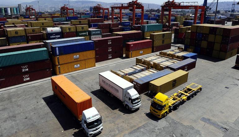 Mayıs'ta ihracat %19 düştü