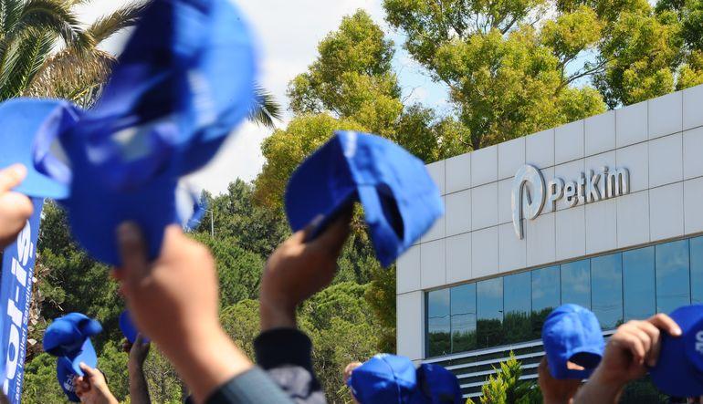 Petkim'de işçilerin talepleri karşılandı