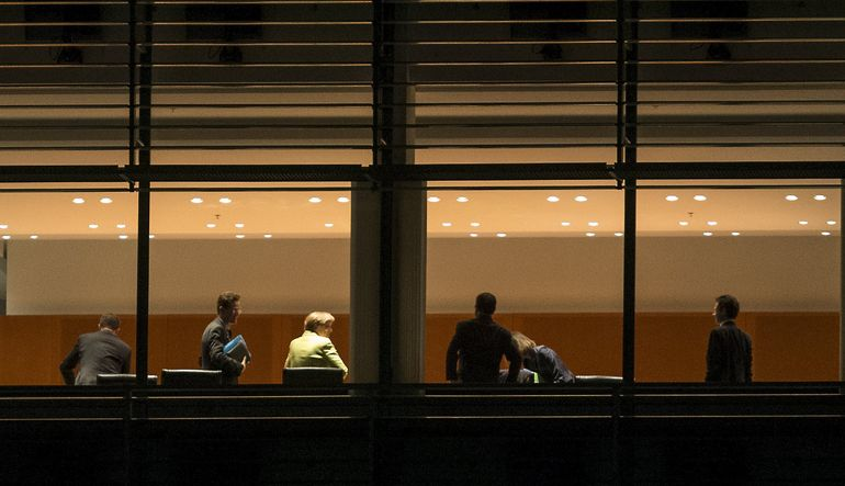 Yunanistan'ın kreditörleri acil durum toplantısı yaptı