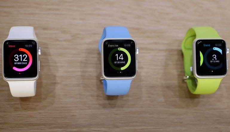 '7 milyon Apple Watch satıldı'