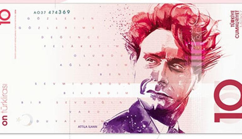 Türk lirası için yaratıcı banknot tasarımları