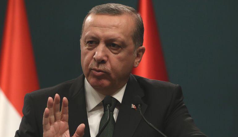 Erdoğan: Hukuk içinde olmasaydı hemen el konulurdu