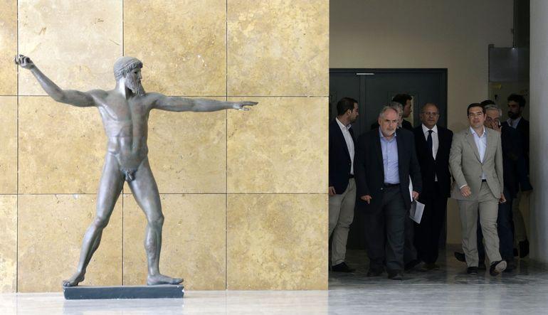 Yunan Başbakanı Tsipras, kreditörlerden son teklifi almaya hazırlanıyor
