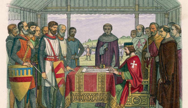 Magna Carta: Sekiz yüzyıllık özgürlük