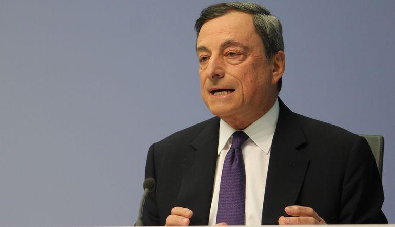 """Draghi: """"Varlık alımları sürecek"""""""