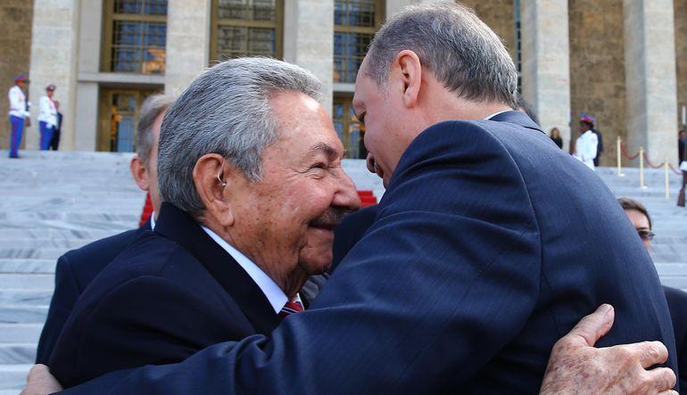 """""""Castro Türkiye'ye gelebilir"""""""