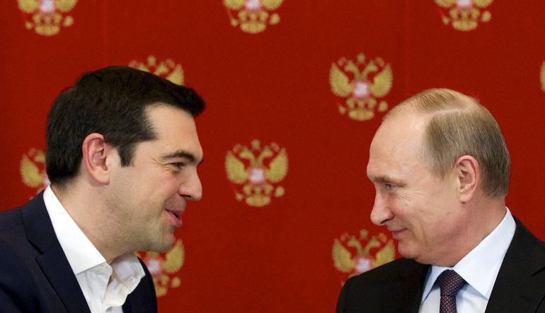 Putin ve Tsipras telefon görüşmesi yapacak